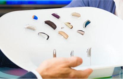 補聴器選びの流れ